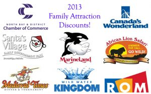 Family Attraction Discounts